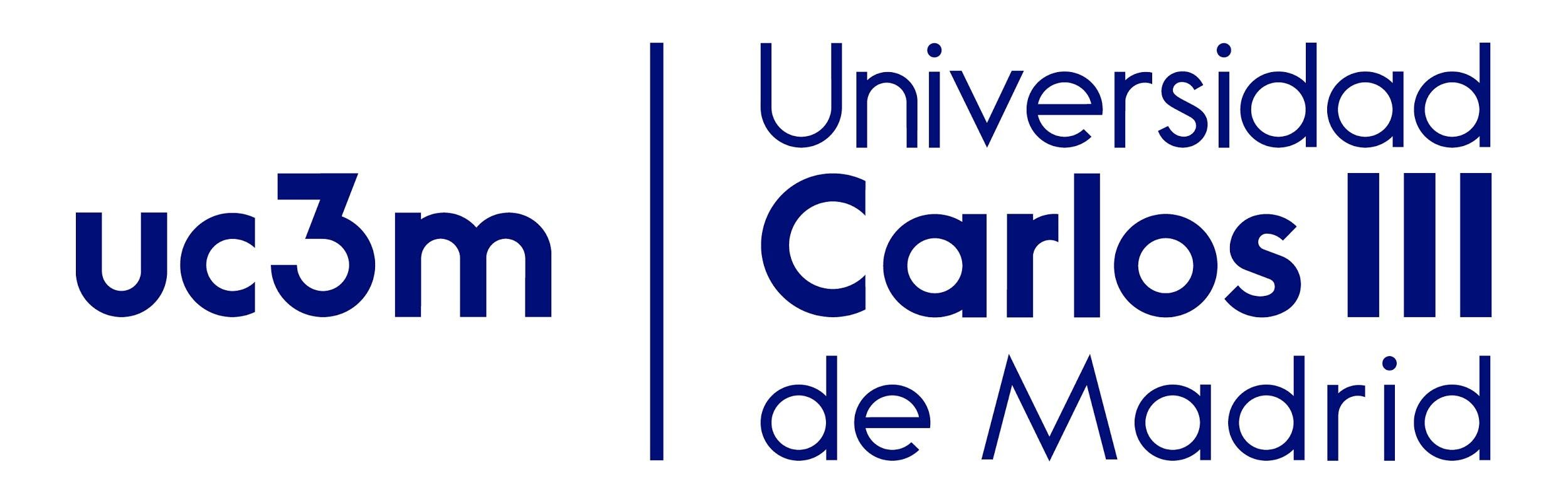 Logotipo Universidad Carlos III de Madrid